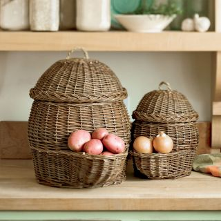 Old World Vegetable Baskets Thumbnail